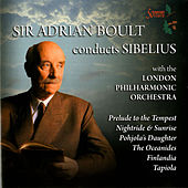 Sir Adrian Boult Conducts Sibelius (1956) by London Philharmonic Orchestra