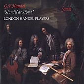 Handel at Home by Various Artists