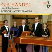 Handel: Op. 2 Trios Sonatas by Various Artists