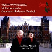 British Treasures - Violin Sonatas by Madeleine Mitchell