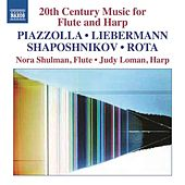 20th Century Music for Flute & Harp by Nora Shulman