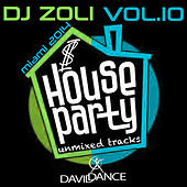 House Party, Vol. 10 (Unmixed Tracks) by Various Artists