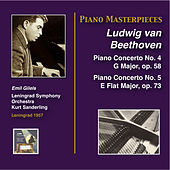 Piano Masterpieces, Vol. 2: Emil Gilels by Emil Gilels