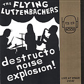 Live At Wnur 2-6-92 by The Flying Luttenbachers