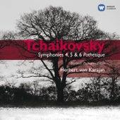 Tchaikovsky: Symphony Nos 4-6 by Various Artists