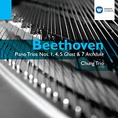 Beethoven: Piano Trios Opp.1 No.1,11,70, No.1 & 97 by Various Artists