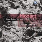 Mozart: Piano Concerto Nos. 9,19,21,23 & 27 by Christoph Eschenbach