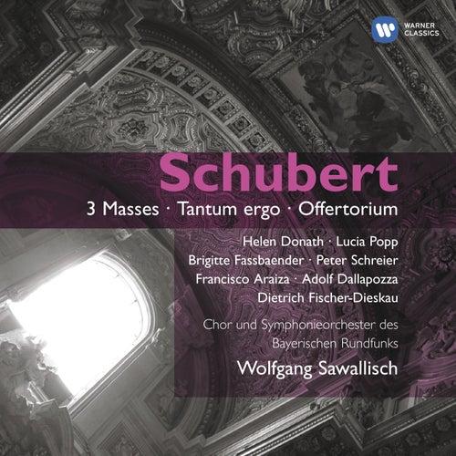 Schubert Masses by Symphonie-Orchester des Bayerischen Rundfunks