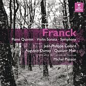 Franck: Symphony, Symphonic Variations etc by Jean-Philippe Collard