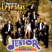 Y Llegaron las Leyendas by Junior Klan