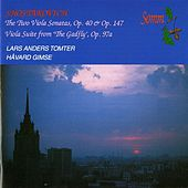 Shostakovich: Viola Sonatas - Viola Suite by Lars Anders Tomter