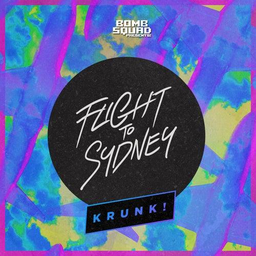 Flight to Sydney by KrunK