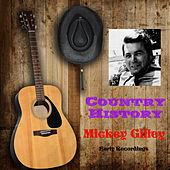 Early Recordings by Mickey Gilley