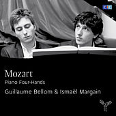 Mozart: Piano Four hands by Guillaume Bellom and Ismaël Margain