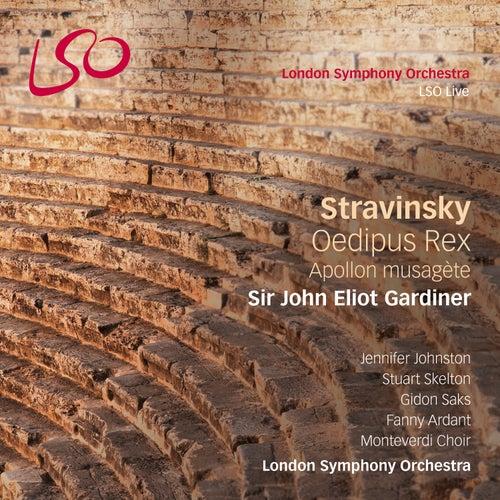 Stravinsky: Oedipus Rex & Apollon musagète von London Symphony Orchestra