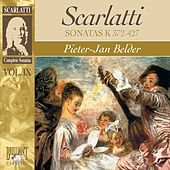 Scarlatti: Sonatas, Vol. IX, Kk. 372-427 by Pieter-Jan Belder