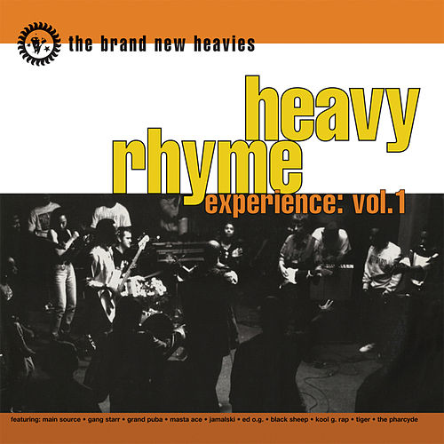 Heavy Rhyme Experience: Vol.1 by Brand New Heavies
