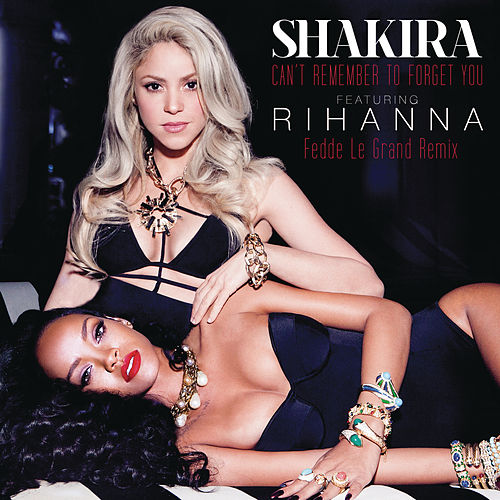 Can't Remember to Forget You (Remix) by Shakira