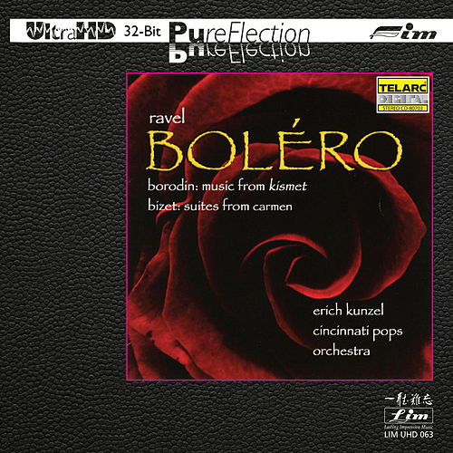 Ravel: Boléro - Borodin: Music from Kismet - Bizet: Suites from Carmen by The Cincinnati Pops Orchestra