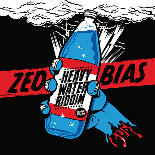 Heavy Water Riddim / Hurting Me by Zed Bias