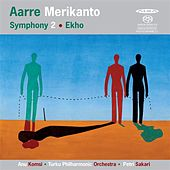 Merikanto: Symphony No. 2 - Ekho by Various Artists