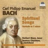 C.P.E. Bach: Spiritual Songs by Norbert Meyn