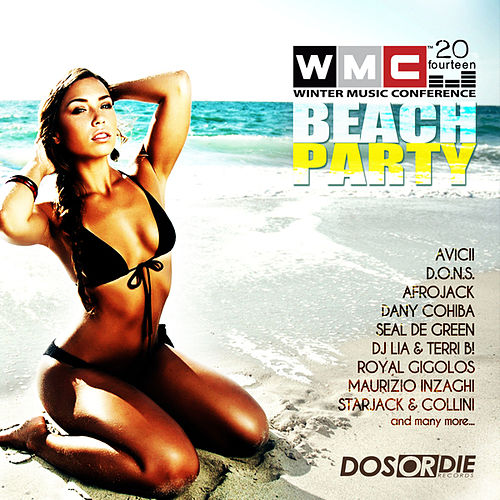 Miami Beach Party (WMC 2014) by Various Artists