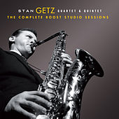 The Complete Roost Studio Sessions (Bonus Track Version) by Stan Getz
