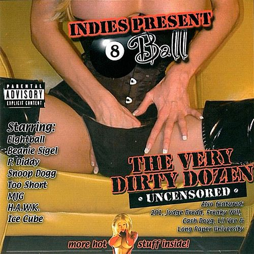 The Very Dirty Dozen by Various Artists