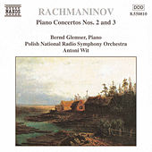 RACHMANINOV: Piano Concertos Nos. 2 and 3 by Bernd Glemser