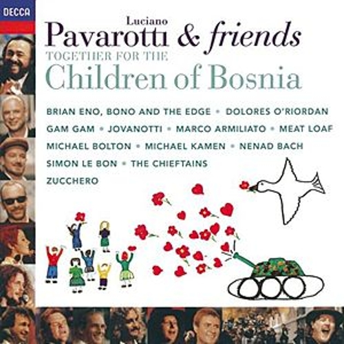Pavarotti & Friends Together For The Children Of Bosnia by Various Artists