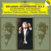 Brahms: Symphony No.2; Alto Rhapsody by Various Artists