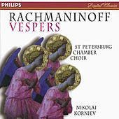 Rachmaninov: Vespers (All-Night Vigil), Op.37 by Various Artists
