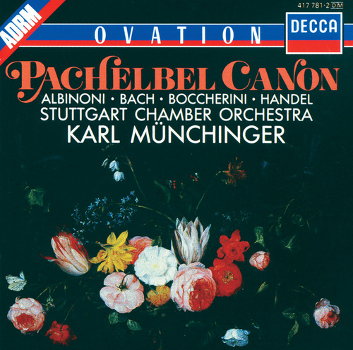 Albinoni / J.S.Bach / Handel / Pachelbel etc.: Adagio / Fugue in G minor / Organ Concerto No.4 / Canon etc. by Various Artists