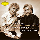 Brahms: Piano Concerto No.1 by Krystian Zimerman
