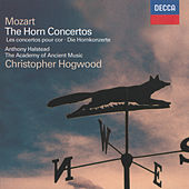 Mozart: The Horn Concertos by Anthony Halstead
