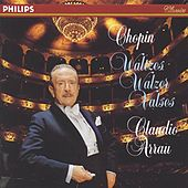 Chopin: Waltzes by Claudio Arrau