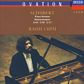 Schubert: Piano Sonatas in A major; A minor; E major by Radu Lupu