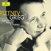 Grieg: Lyric Pieces; Sonata; Fugues by Mikhail Pletnev