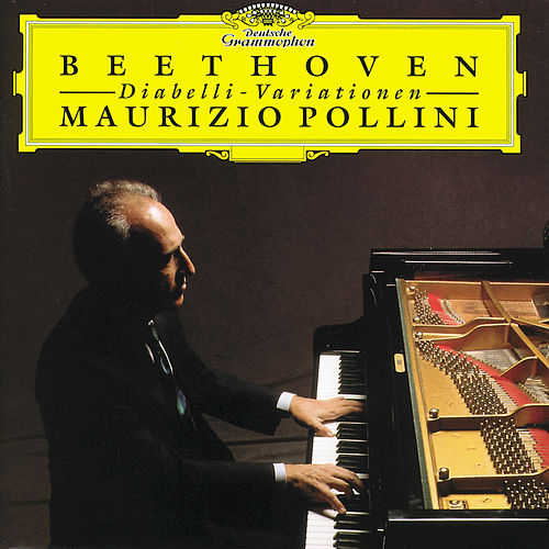 Beethoven: Diabelli Variations by Maurizio Pollini