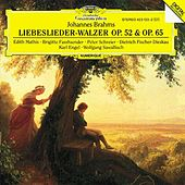 Brahms: Liebeslieder-Walzer by Various Artists