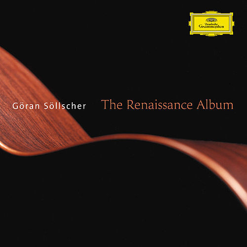The Renaissance Album by Göran Söllscher