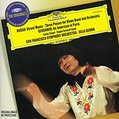 Russo: Street Music; Three Pieces / Gershwin: An American in Paris by Various Artists