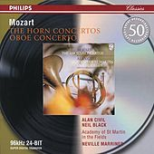 Mozart: The Horn Concertos; Oboe Concerto by Various Artists