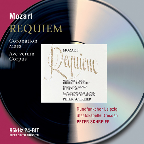 Mozart: Requiem; Coronation Mass; Ave Verum Corpus by Various Artists