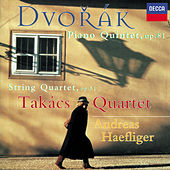 Dvorák: Piano Quintet in A/String Quartet No.10 by Takács Quartet