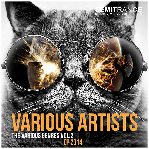 The Various Genres, Vol. 2 - Ep 2014 by Various Artists