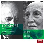Top Chors, Vol. 4 (Concert commemorativ Hans Erni / Duri Sialm) by Various Artists