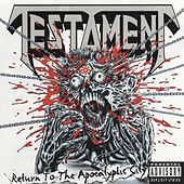 Return to the Apocalyptic City by Testament