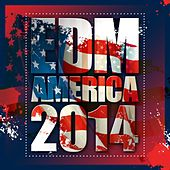 EDM America 2014 - EP by Various Artists